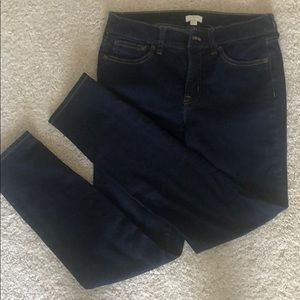 JCrew jeans like new